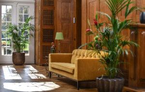 Raumgestaltung: Sofa (Lobby)