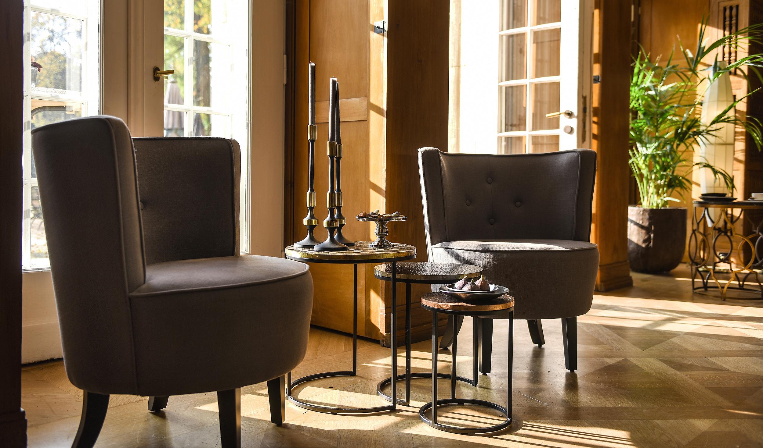 Mobiliarvariation - Schlosshotel Hasenwinkel